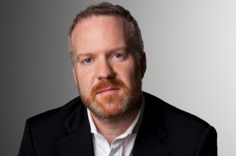 Martin Burns, CEO of BBI, North America's Entrepreneur of the Year - Biometrics industry