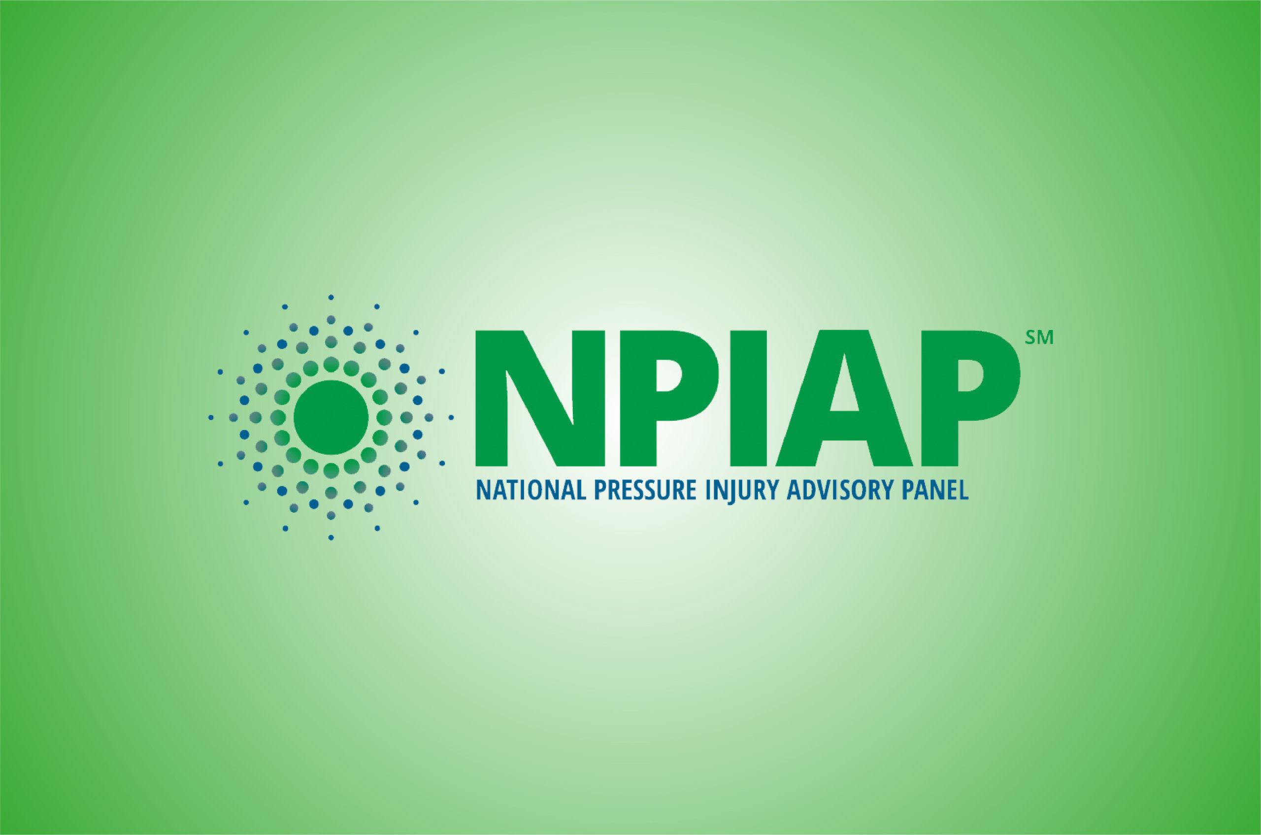 Green Logo for the National Pressure Injury Advisory Panel