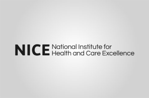 Logo for National Institute for Health and Care Excellence (NICE) who recently released a Medtech Innovation Briefing (MIB) on the SEM Scanner
