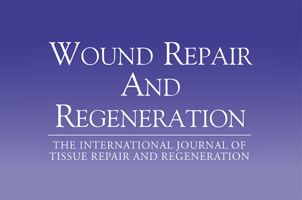 A blinded clinical study using the SEM Scanner has been published online in the prestigious wound journal, Wound Repair and Regeneration.