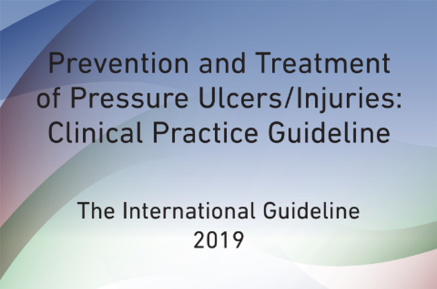 Prevention and treatement of pressure ulcers / injuries : clinical practice guidelines 2019