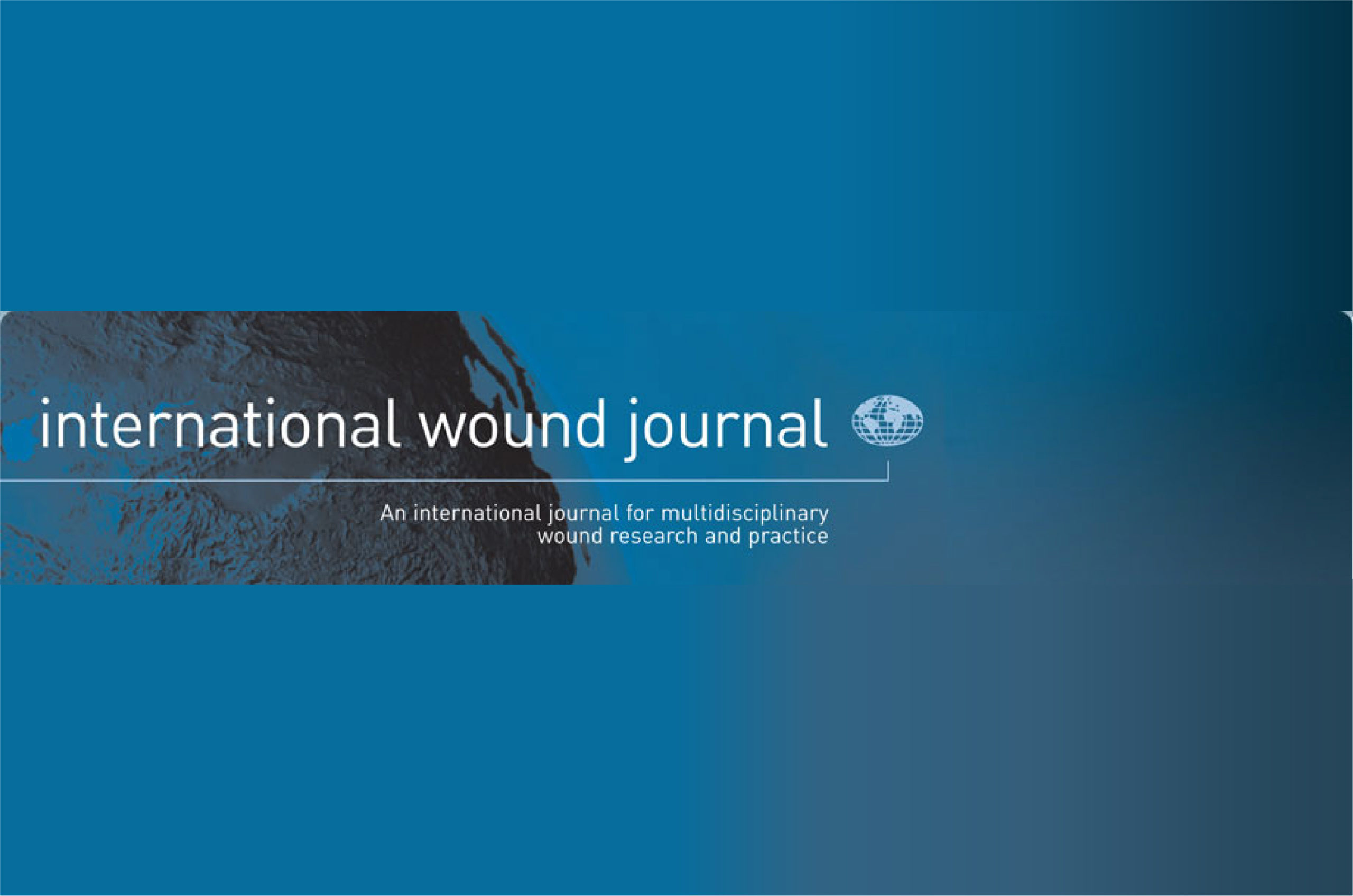 internation wound journal logo