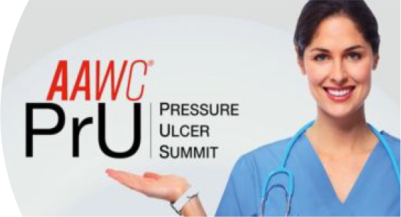 The BBI team will be attending the AAWC PrU Pressure Ulcer Summit in Atlanta