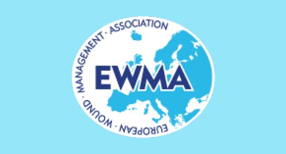 Logo for European Wound Management Association