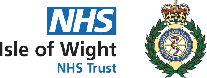 nhs isle of wight nhs trust logo