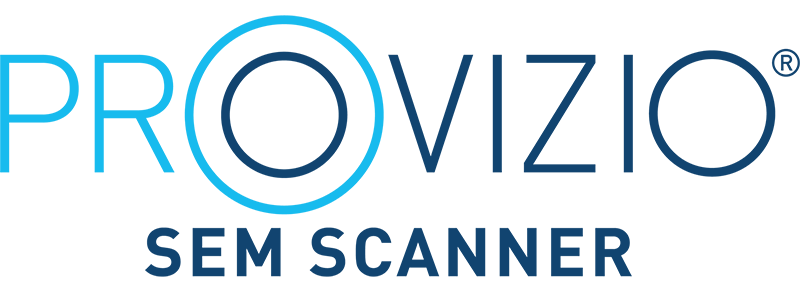 Provizio SEM Scanner large logo
